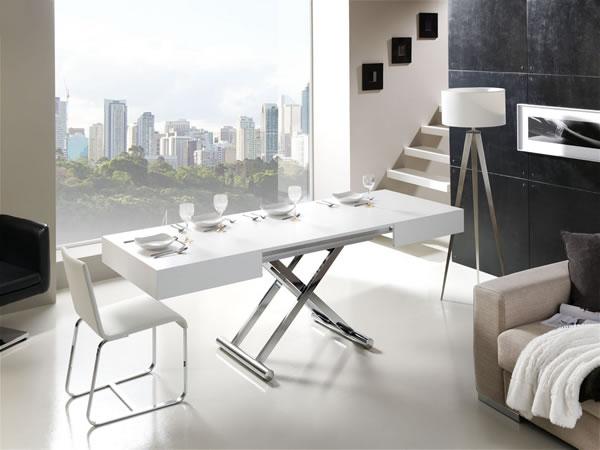 Ideas para espacios peque os for Pisos en silla de bancos