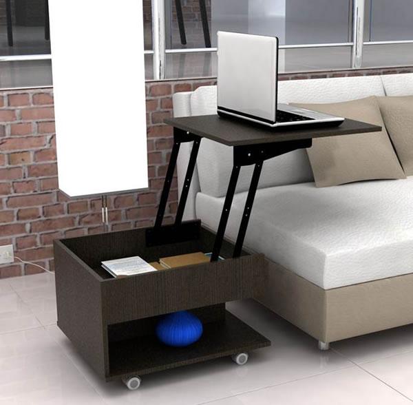 Ideas para espacios peque os for Mesas ordenador para espacios pequenos