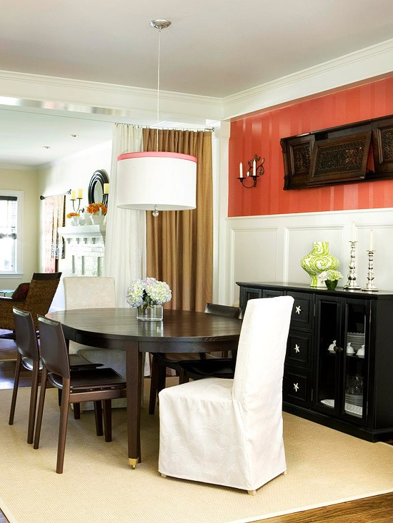Ten un aparador en el comedor for Ideas for small dining room space