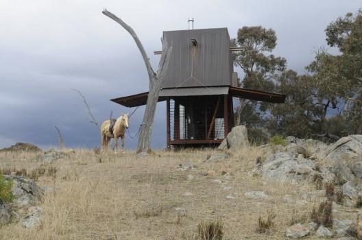 Cabaña en la montaña 1