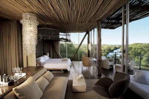 Casa de estilo africano 2