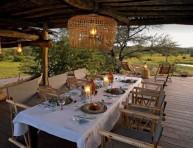 imagen Una vivienda en la sabana africana