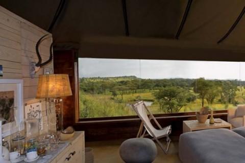 Casa de estilo africano 4