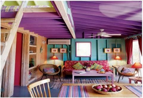 Livings coloridos 4