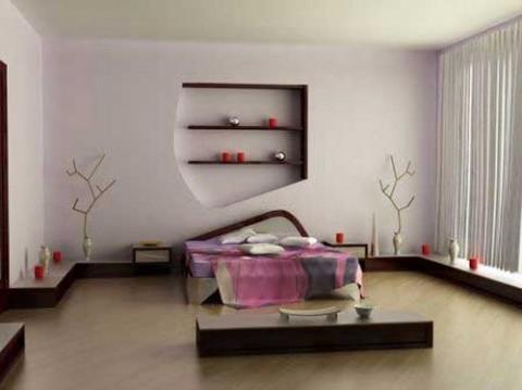 C mo crear espacios extra en la pared for Ideas para decorar casa minimalista