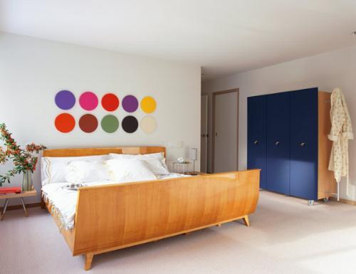 Habitaciones con color 1