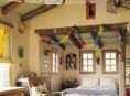 imagen Dormitorios con un toque de color
