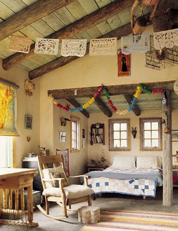 Habitaciones con color 4