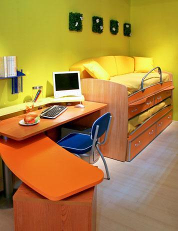 Habitaciones con color 9