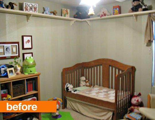 Dormitorios adptados a los hijos 1