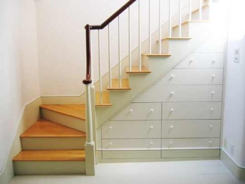 Aprovechar el hueco de la escalera 2