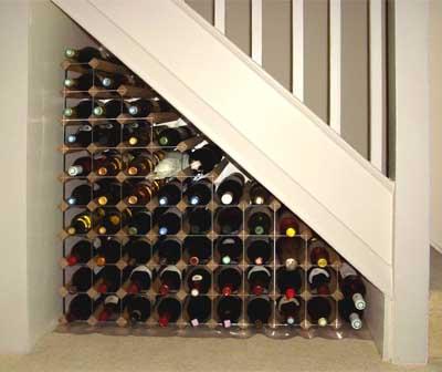 Aprovechar el hueco de la escalera 4