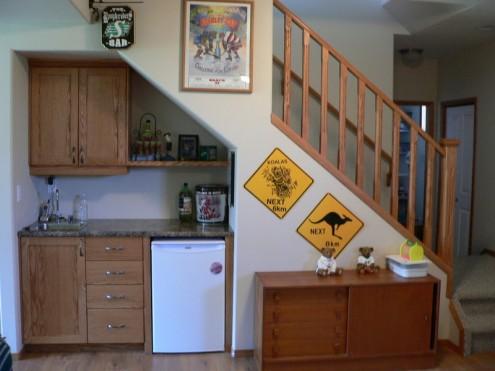 Aprovechar el hueco de la escalera 5