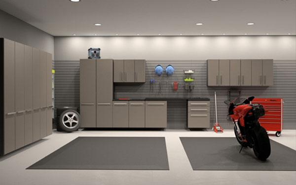 Ideas para organizar el garage - Muebles de garaje ...