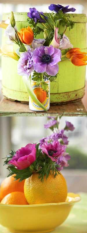 Arreglos florales para el hogar 3