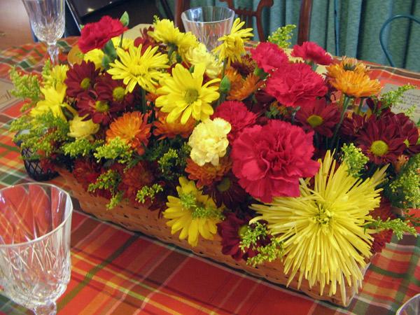 arreglos florales para el hogar