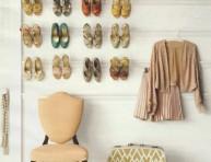 imagen Ideas para organizar los zapatos