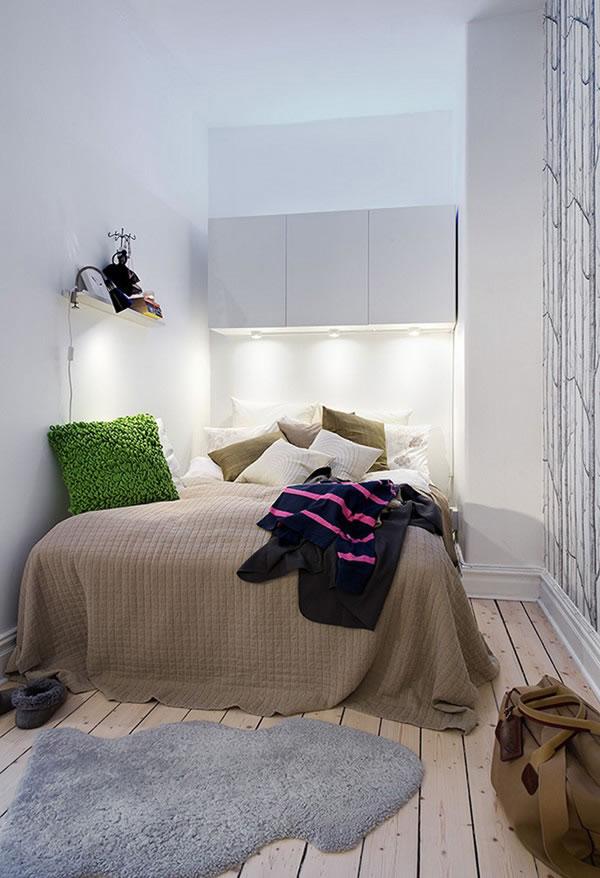 Small Bedroom Decor: Ideas Para Decorar Habitaciones Sin Ventanas