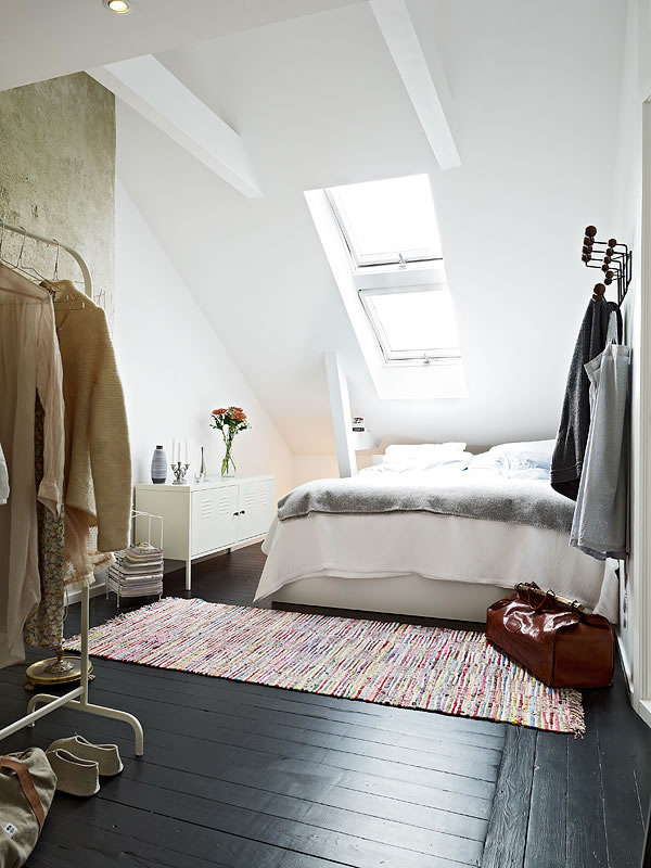 Ideas para decorar habitaciones sin ventanas - Ideas para amueblar una habitacion pequena ...