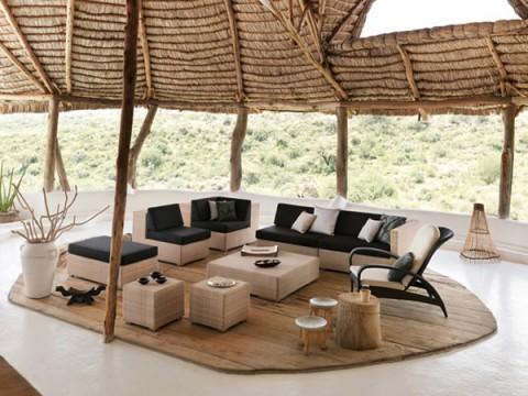 Propuestas para muebles de exterior