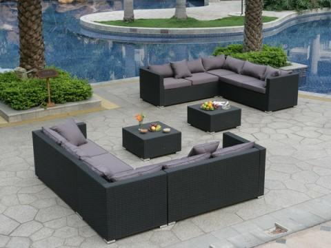 Propuestas para muebles de exterior for Muebles para piscina