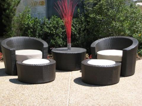 Propuestas para muebles de exterior 8