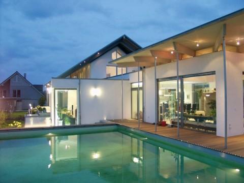 Iluminación de piscinas 4