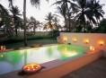 imagen Iluminación nocturna de piscinas