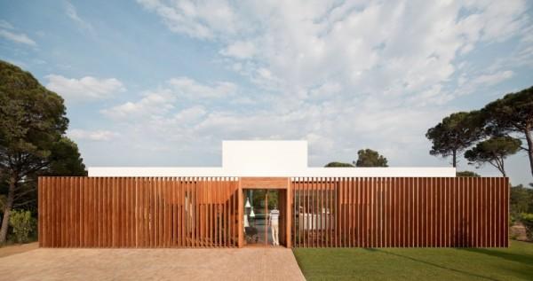 Una villa moderna y exclusiva 1