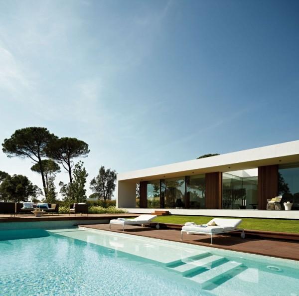 Una villa moderna y exclusiva 2