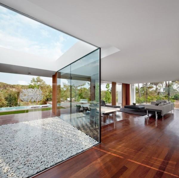 Una villa moderna y exclusiva 3