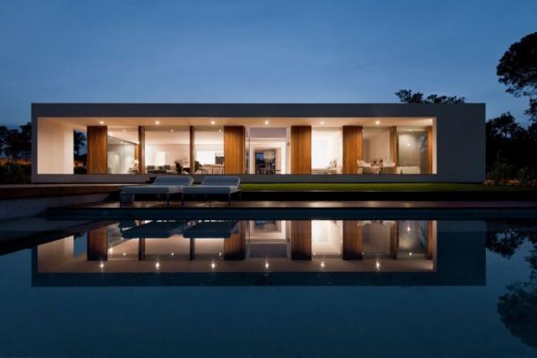 Una villa moderna y exclusiva 7