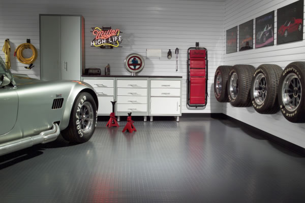 Ideas para organizar el garage for Design moderno garage per auto