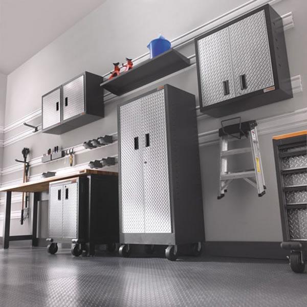 Ideas para organizar el garage for Muebles para garage