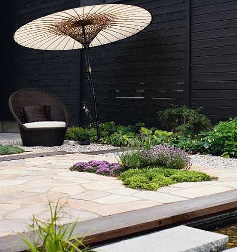 Jardines de estilo zen 1