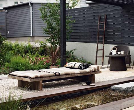 Jardines de estilo zen 4