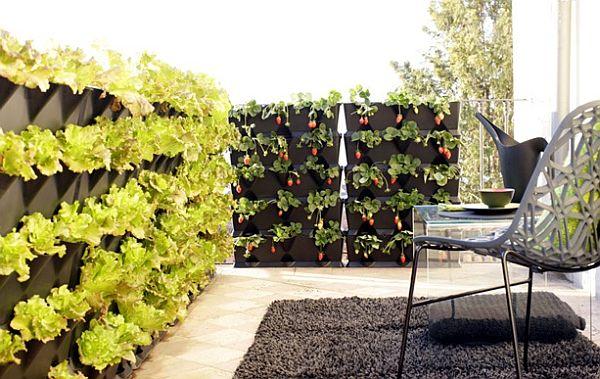 Elementos decorativos para aprovechar el balc n - Leroy merlin jardin urbano marseille ...
