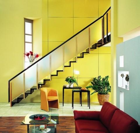 Ideas para espacios modernos junto a escaleras for Decoracion de espacios modernos