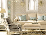 imagen Salas de estar románticas