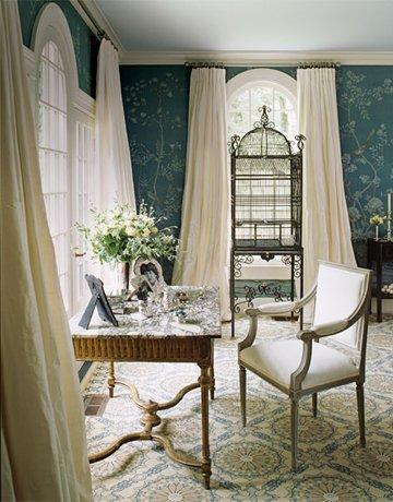 Salas de estilo romántico 5