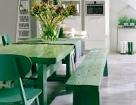 imagen Complementos y accesorios decorativos en verde
