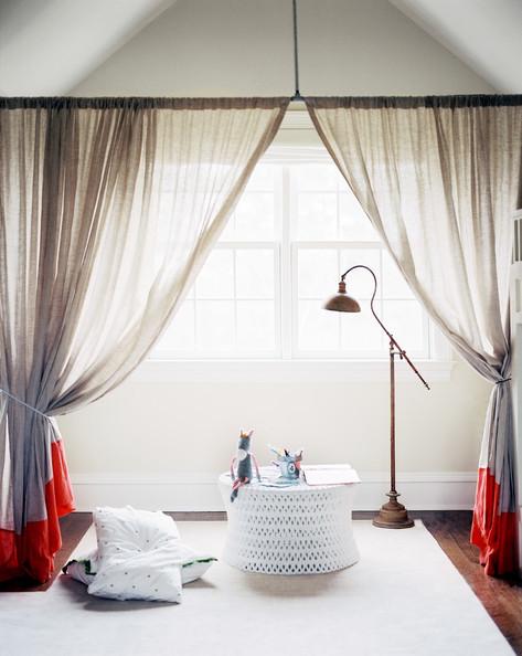 Cortinas y accesorios para ventanas - Ventanas con cortinas ...