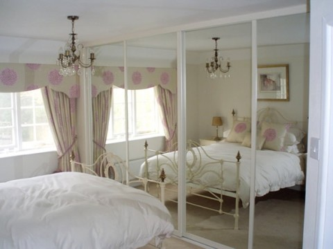 Propuestas de espejos grandes en la habitación 2