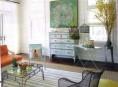imagen Muebles de jardín para decorar interiores
