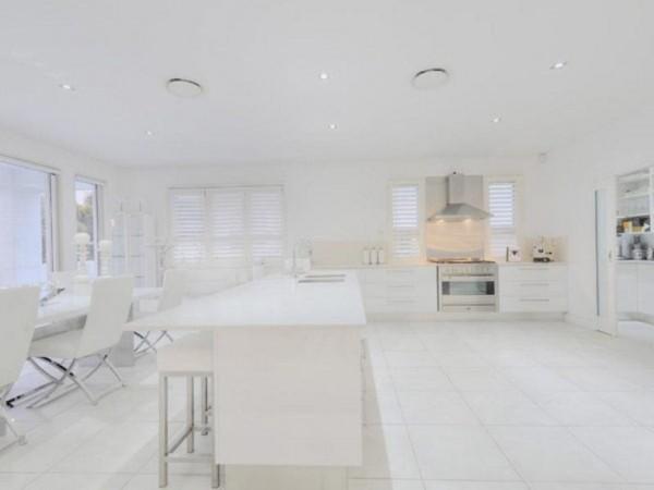 Una casa a puro blanco 1