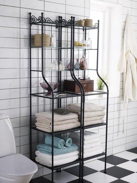 Renueva tu ba o con estanter as - Estanterias originales de pared ...