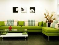 imagen Sofás coloridos para el salón