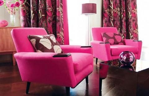 Decora con sofás coloridos 6
