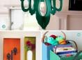 imagen 10 ideas para decorar con cartón