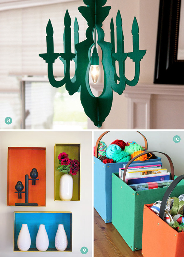 10 ideas para decorar con cart n - Decorar con cajas de carton ...